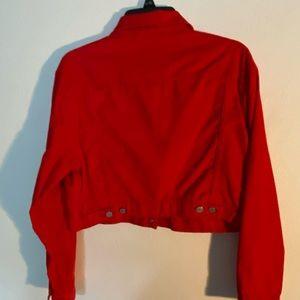 Levi's Jackets & Coats - Cropped Levi's corduroy jacket
